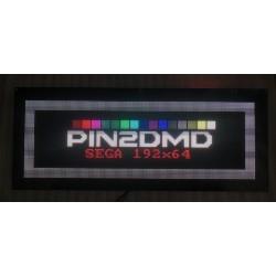 Pin2dmd Flipper 192x64 EVO