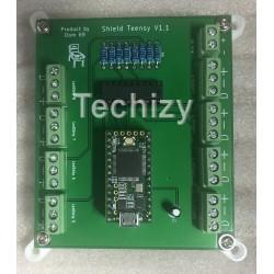 Teensy 3.2 + Shield