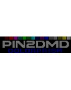 Pin2dmd compleet