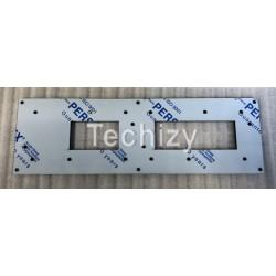 Frame pour Pin2dmd P2.5 Pincab