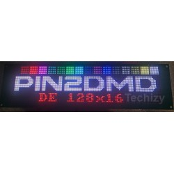 Pin2dmd FLIPPER 128x16 Data...