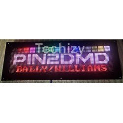 Pin2dmd FLIPPER 128x32 NUCLEO