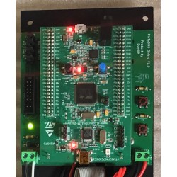 SHIELD pincab + STM32F407G