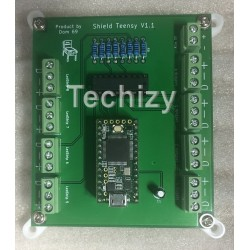 Teensy 3.2 + Shield